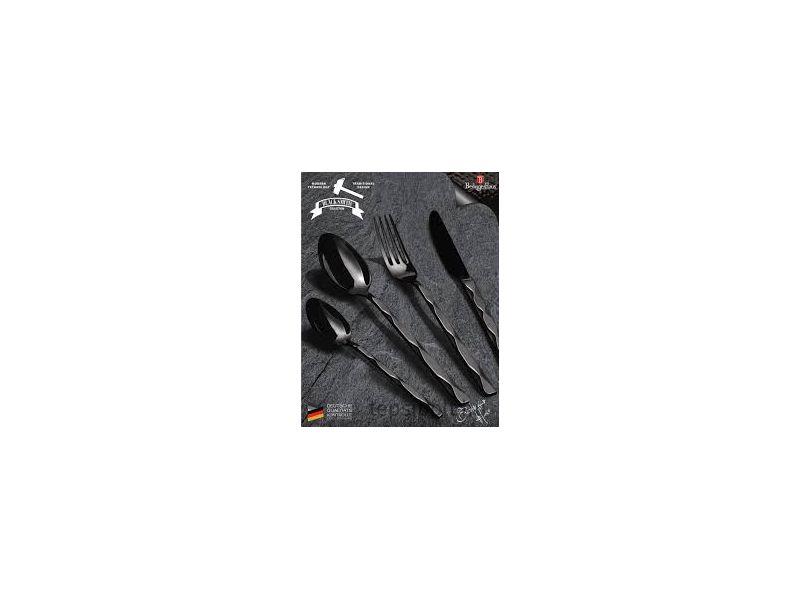 Berlinger Haus rozsdamentes acél evőeszköz készlet 24 darab,
