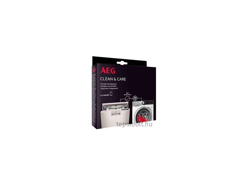 AEG tisztítópor moso- és mosogatógépekhez 9029798049,