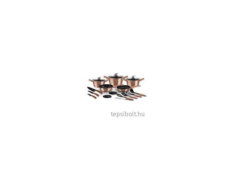 Berlinger Haus Metallic Line 17 részes edénykészlet