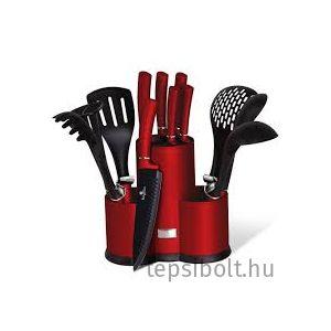 Berlinger Haus Metallic Line 12 részes konyhai készlet