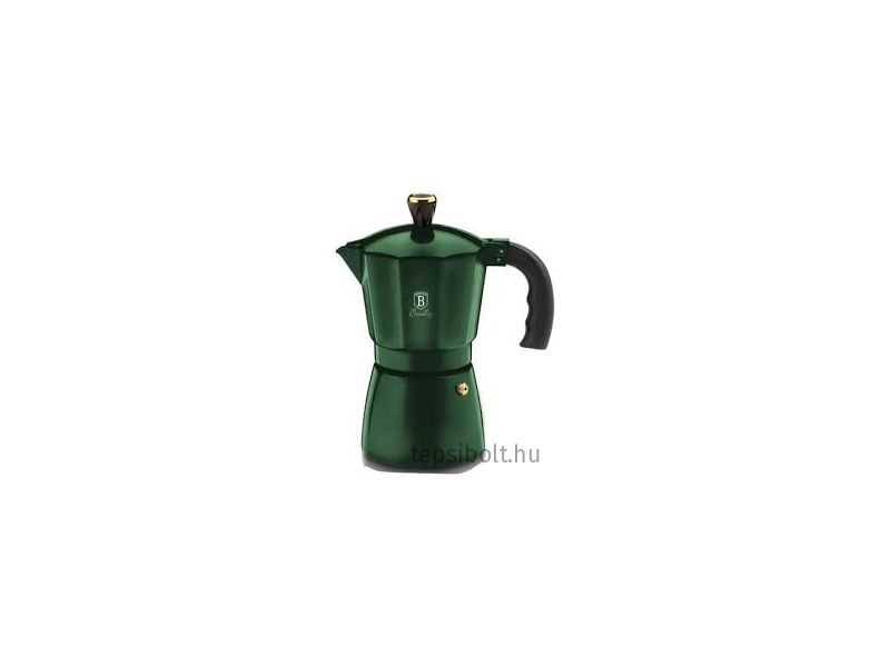 Berlinger Haus Emerald Collection 6 személyes kávéfőző