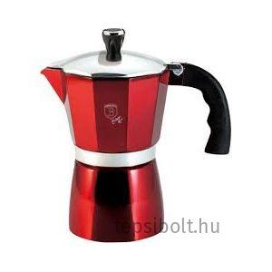 Berlinger Haus  Line Burgundy 6 személyes kávéfőző