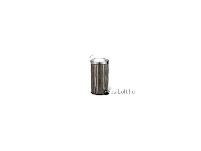 Berlinger Haus Metallic Carbon Line szemetes 20L