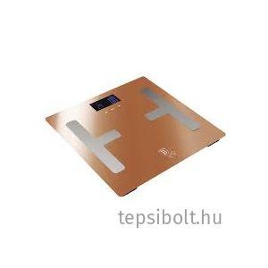 Berlinger Haus Metallic Rosegold Line digitális mérleg